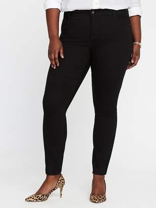 Old Navy High-Rise Secret-Slim Pockets Plus-Size Rockstar Jeans