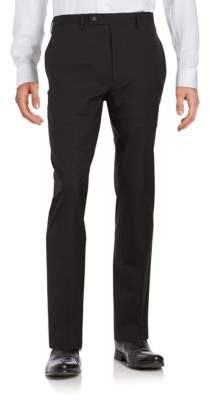 William Rast Striped Flat Front Pants