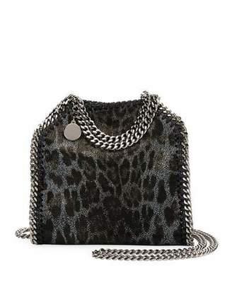 Stella McCartney Falabella Tiny Leopard Tote Bag