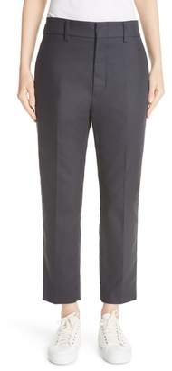 Sofie D'hoore Prior Crop Cotton Gabardine Pants