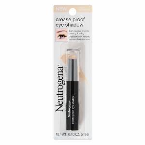 Neutrogena Crease Proof Eye Shadow, Stay-Put Plum