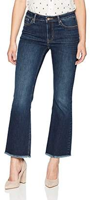 3.1 Phillip Lim Denim Bloom Women's Mid Rise Color Slim Bootcut Jean 30