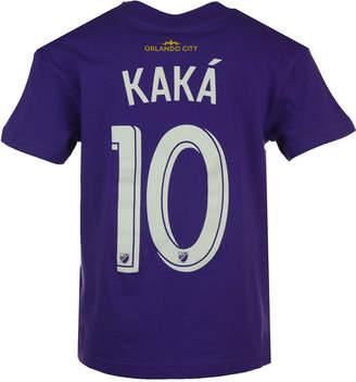 adidas Mls Kaka Orlando T-Shirt, Little Boys (4-7)