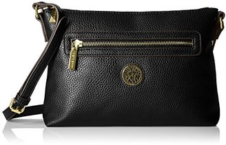 Anne Klein All in Small Top Zip Cross Body $65 thestylecure.com