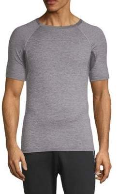 Superdry Raglan-Sleeve Panel Tee