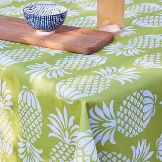 PENELOPE HOPE Pineapple Outdoor Tablecloth