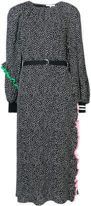 Tibi ruffle style dress r