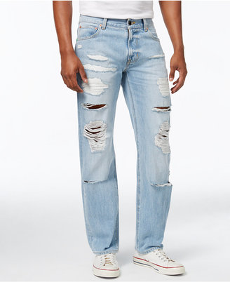 LRG Men's RC True Straight-Fit Jeans $98 thestylecure.com