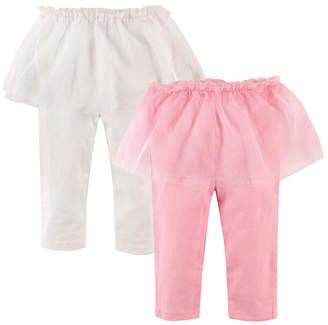 Baby Vision Hudson Baby Tutu Leggings, 2-Pack, 0-24 Months