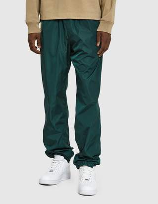 Moncler Genius Wind Nylon Pant in Green