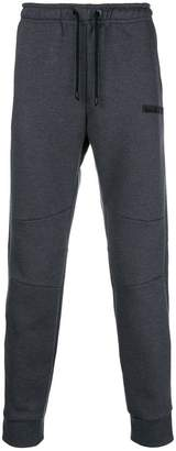 Fendi loose fitted track trousers