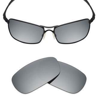 Oakley Mryok Polarized Replacement Lenses for Crosshair 2.0 - Black IR
