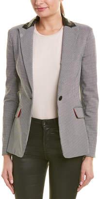 Pinko Houndstooth Jacket