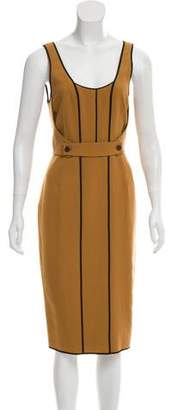 Narciso Rodriguez 2018 Twill Dress