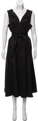 Lemaire Sleeveless Midi Dress