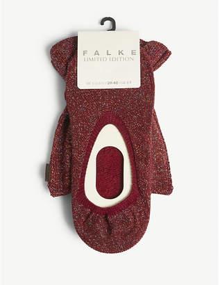 Falke Christmas ballerina knitted slipper socks