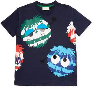 Fendi Graphic T-Shirt