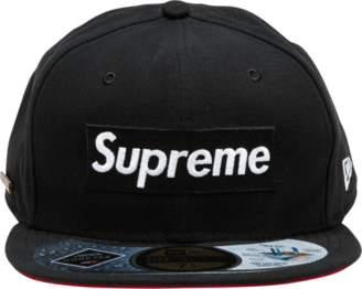 New Era Supreme Gore - Tex Fitted Cap - 7 5/8 'FW 13' - Black