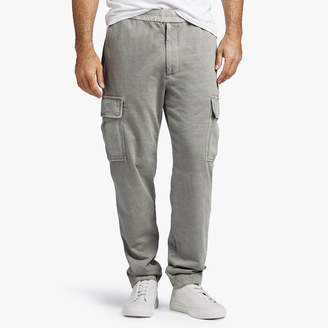 James Perse COTTON JERSEY CARGO PANT