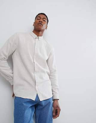 Weekday Seattle Two Tone Shirt