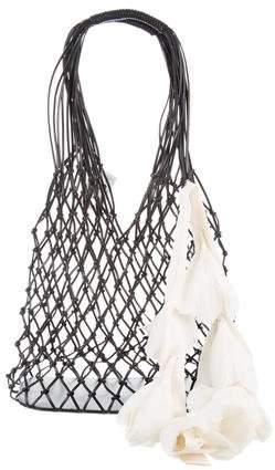 Céline 2015 Leather Net Bag