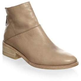 Ld Tuttle Zip Leather Booties