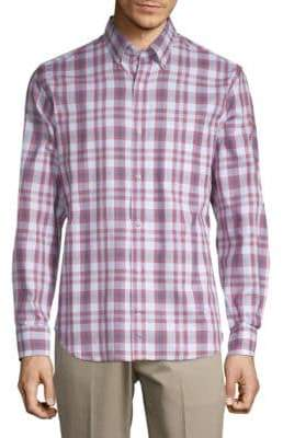 Tailorbyrd Ean Button-Down Shirt