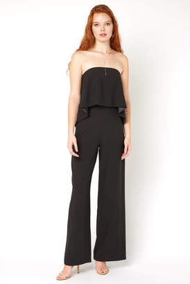 Do & Be Do + Be Strapless Jumpsuit