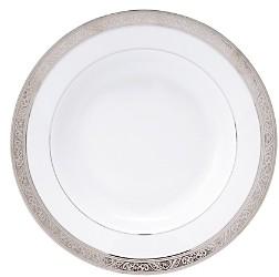 Trianon Platinum Pasta Bowl