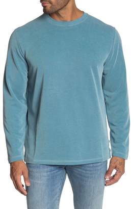 Tommy Bahama Shoreline Surf Crew Neck Long Sleeve T-Shirt