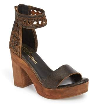 Sbicca Daytrip Woven Platform Sandal