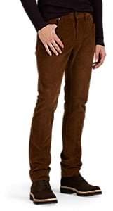 John Varvatos Men's Wight Cotton Corduroy Skinny Jeans - Lt. brown