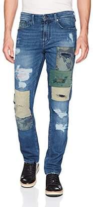 GUESS Men's Slim Taper Jeans