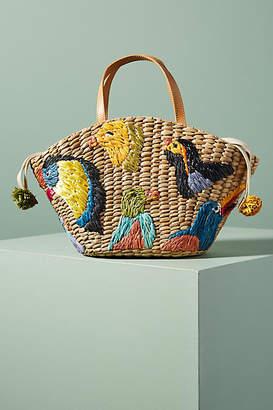 Aranaz Mini Avian Tote Bag