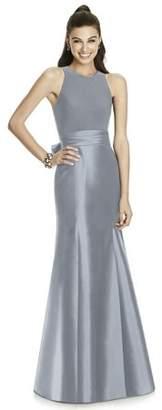 Alfred Sung Halter Neckline Bridesmaid Dress