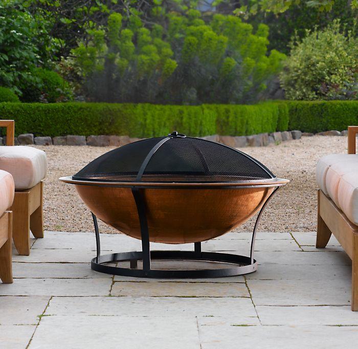 Classic Garden Fire Pit