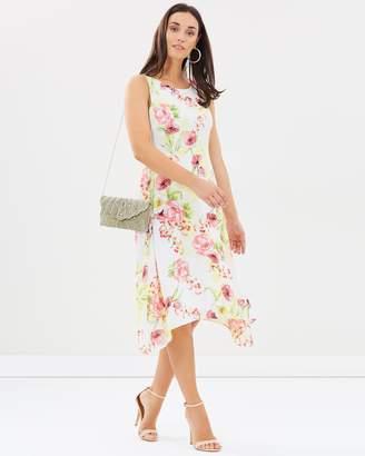 PETITE Citrus Twinkle Dress