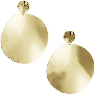 Ippolita 18K Classico Large Snowman Earrings