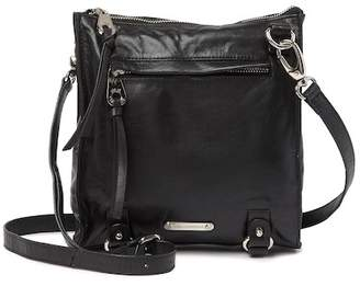 Joelle Gagnard Hawkens Ventura Leather Messenger Bag