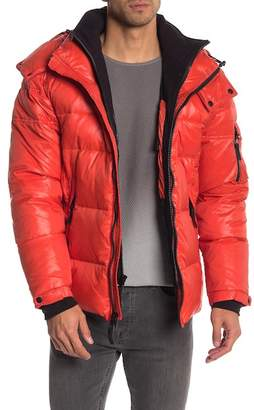 SAM. S13\u002FNYC Downhill Quilted Down Jacket