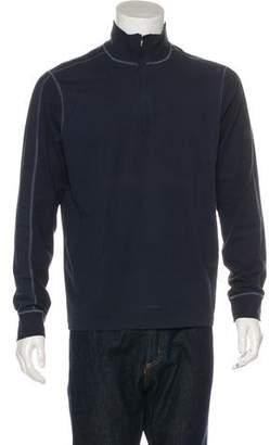 C.P. Company Knit Half-Zip Sweater