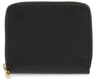 Cole Haan Small Zip Leather Wallet