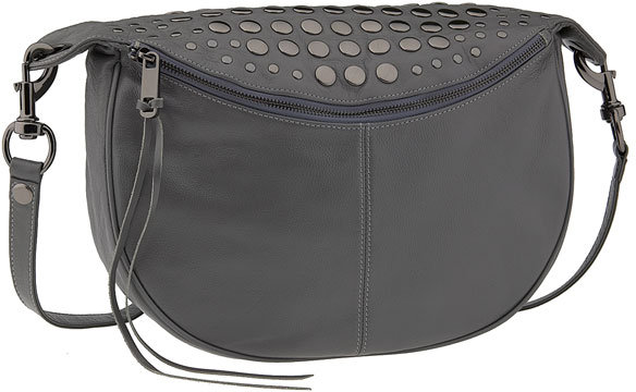 Rebecca Minkoff 'Roadie' Studded Crossbody Bag