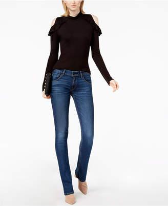 Hudson Jeans Petite Slim Bootcut Jeans