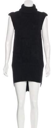 Thomas Wylde Sleeveless Sweater Dress