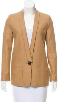 Giada Forte Shawl Collar Lightweight Blazer