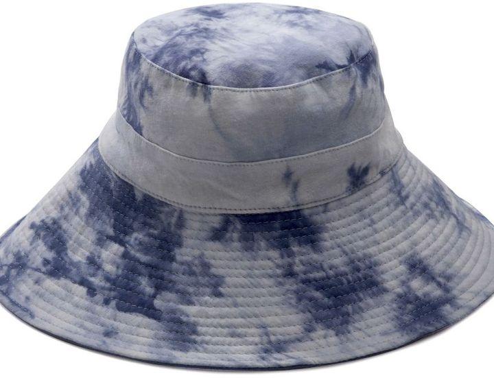 Giovannio tie-dye reversible floppy hat