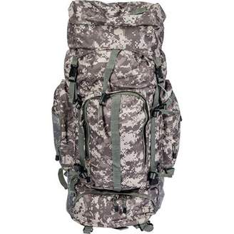 Extremepak Extreme Pak Digital Camo Water-Resistant, Heavy-Duty Mountaineer' s Backpack