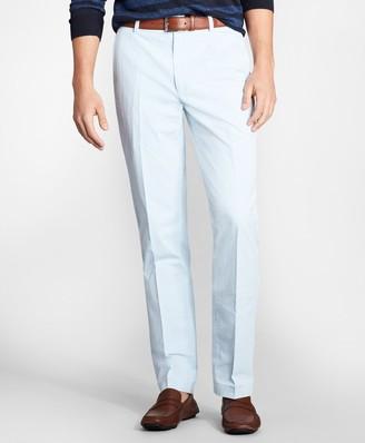 Brooks Brothers Clark Fit Stripe Seersucker Pants