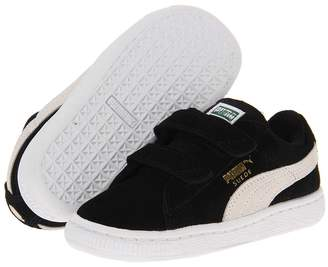 Puma Kids Suede 2 Straps Kids Shoes